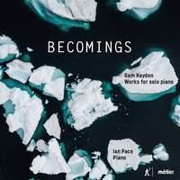 Sam Hayden: Becomings
