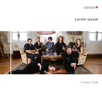 Lorem Ipsum: Early music and songs from Europe and South America