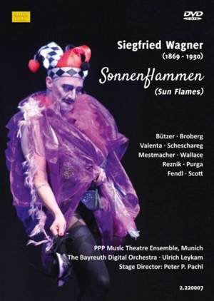 Siegfried Wagner: Sonnenflammen Product Image