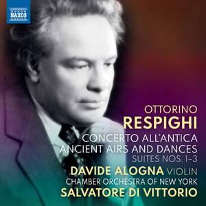Respighi: Concerto Allantica
