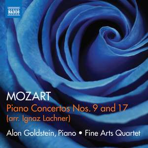 Mozart Piano Concertos Nos. 9 & 17 (arr. Lachner)