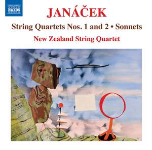 Janáček: String Quartets Nos. 1 & 2