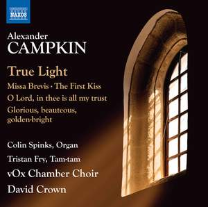 Alexander Campkin: True Light Product Image