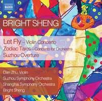 Bright Sheng: Let Fly - Violin Concerto