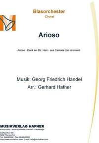 Georg Friedrich Handel: Arioso