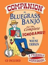 Companion to Bluegrass Banjo