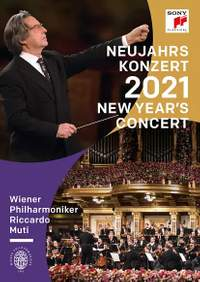 New Year's Concert 2021 (DVD)