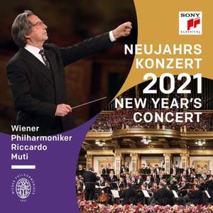 Neujahrskonzert 2021 / New Year's Concert 2021 Product Image