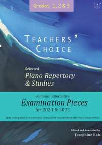 Teachers' Choice Exam Pieces 2021-22 Grades 1-3