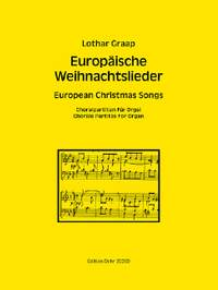 Graap, L: European Christmas Songs