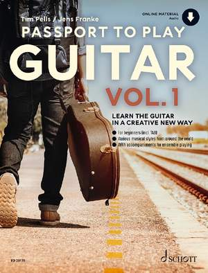 Passport To Play Guitar Vol. 1   Band 1 Product Image