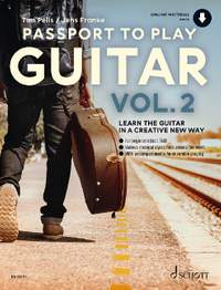 Passport To Play Guitar Vol. 2   Band 2