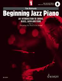 Beginning Jazz Piano   1