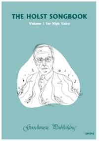 The Holst Songbook Volume 1 (High Voice)