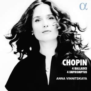 Chopin: 4 Ballades & 4 Impromptus