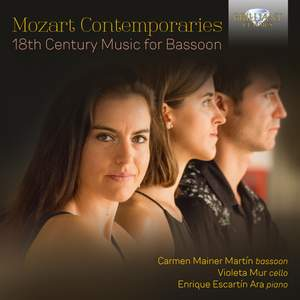 Mozart Contemporaries: 18th Century Music For Bassoon