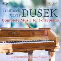 Dušek: Complete Music for Fortepiano