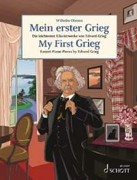 Grieg, E: My first Grieg