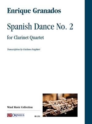 Granados i Campiña, E: Spanish Dance No.2