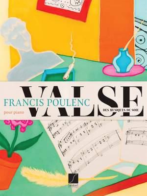 Francis Poulenc: Valse Product Image
