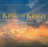 Miklos Rozsa's King of Kings