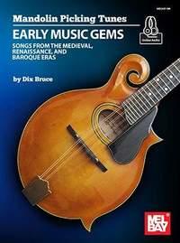 Mandolin Picking Tunes - Early Music Gems