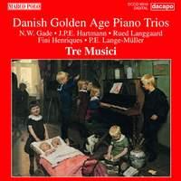 Danish Golden Age Piano Trios