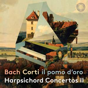 Bach: Harpsichord Concertos Part II Product Image