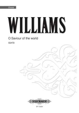 Williams, Roderick: O Saviour of the world