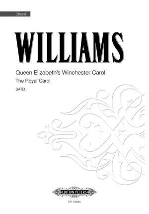 Williams, Roderick: Queen Elizabeth's Winchester Carol