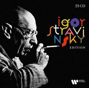 Igor Stravinsky Edition Product Image