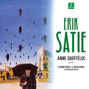 Anne Queffélec plays Satie - Vinyl Edition Product Image