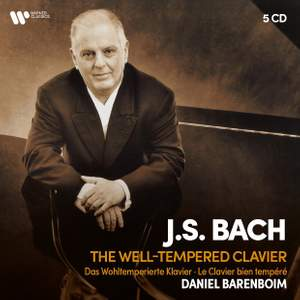 J S Bach: The Well-Tempered Clavier, Books 1 & 2