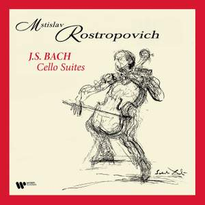 J S Bach: Cello Suite - Vinyl Edition