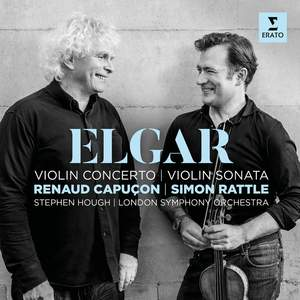 Elgar: Violin Concerto & Violin Sonata Product Image