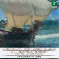 Mediterranea Guitar Sonatas