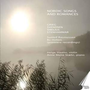 Nordic Songs and Romances