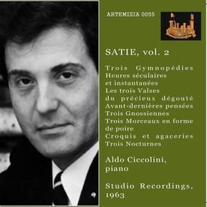 Satie: Piano Works, Vol. 2