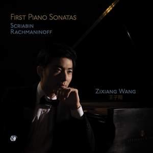 First Piano Sonatas. Scriabin & Rachmaninoff