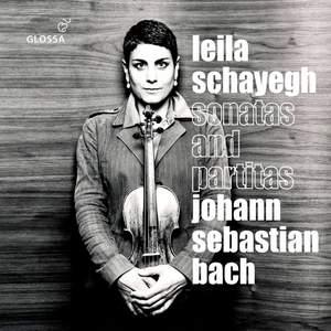 J.S. Bach: Sonatas & Partitas, BWVV 1001-1006