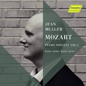 Mozart: Complete Piano Sonatas, Vol. 3 Product Image