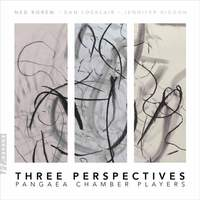 Trio for Flute, Cello & Piano: I. Largo misterioso - Allegro