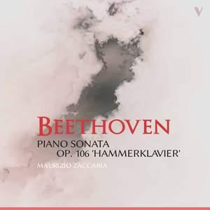 Beethoven: Piano Sonata No. 29 in B-Flat Major, Op. 106 'Hammerklavier'