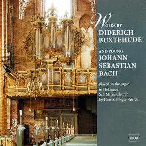 Works by Diderich Buxtehude and Young Johann Sebastian Bach
