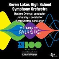 2020 Texas Music Educators Association (TMEA): Seven Lakes High School Symphony Orchestra [Live]