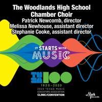 2020 Texas Music Educators Association (TMEA): The Woodlands High School Chamber Choir [Live]