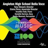 2020 Texas Music Educators Association (TMEA): Angleton High School Bella Voce [Live]