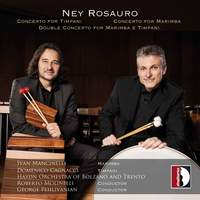 Ney Rosauro: Orchestral Works