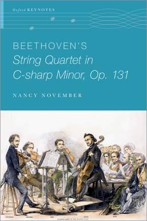 Beethoven's String Quartet in C-sharp Minor, Op. 131
