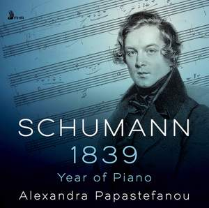 Schumann: 1839 - Year of Piano Product Image